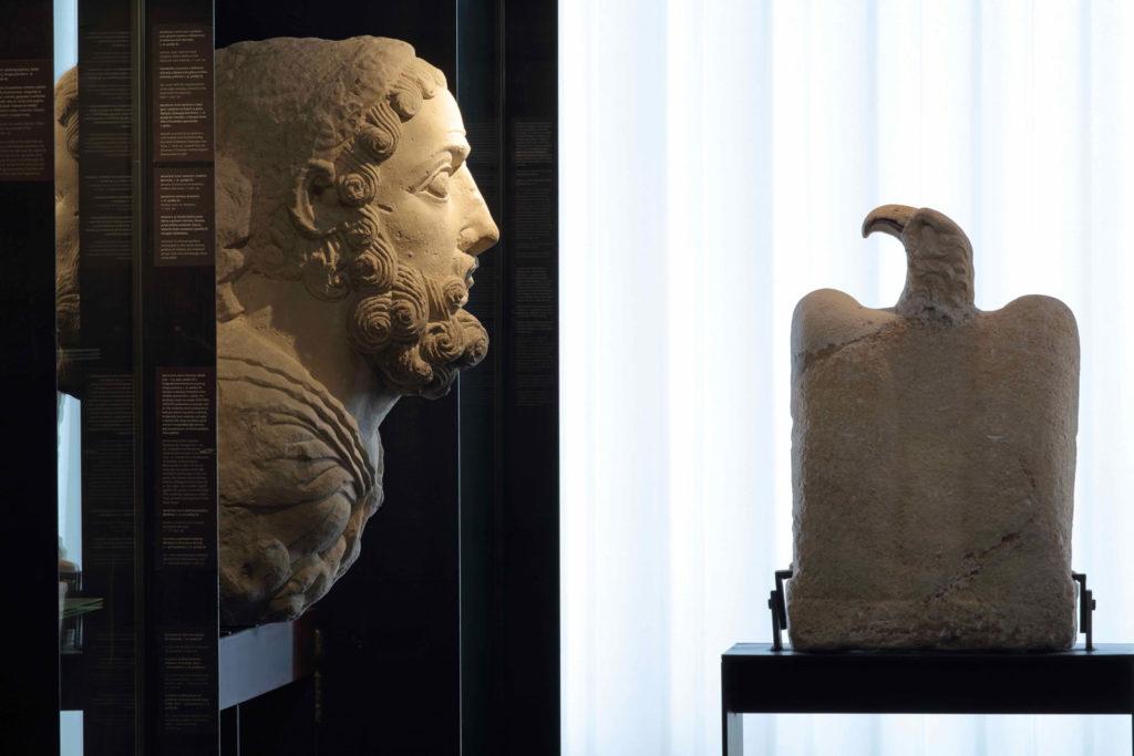 Stalni postav antike